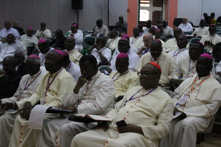 ACTIVITIES IN VARIOUS EPISCOPAL CONFERENCES