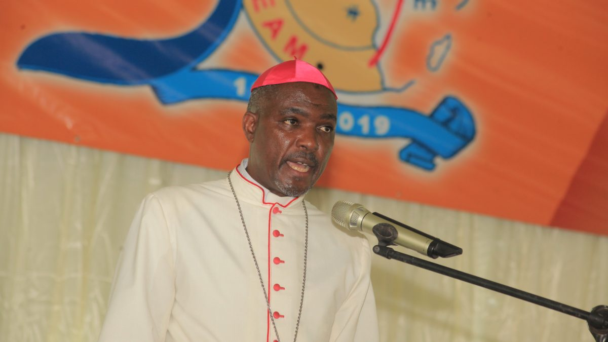 Homily for Closing Mass of Golden Jubilee of SECAM 28 July 2029 KAMPALA