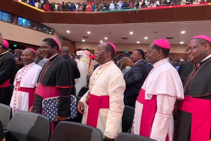 "THE CAMEROONIAN EPISCOPATE ANNOUNCES ""DAYS OF PRAYER FOR THE RESPECT OF HUMAN LIFE xxx L'EPISCOPAT CAMEROUNAIS ANNONCE « DES JOURNEES DE PRIERE POUR LE RESPECT DE LA VIE HUMAINE"