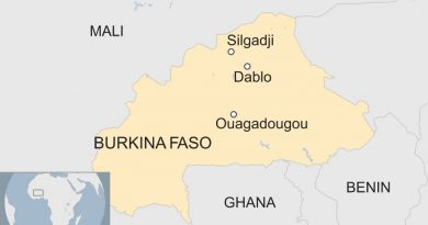 PADRE EM BURKINA FASO DESAPARECIDO— PRIEST IN BURKINA FASO MISSING — PRÊTRE AU BURKINA FASO PORTÉ DISPARU