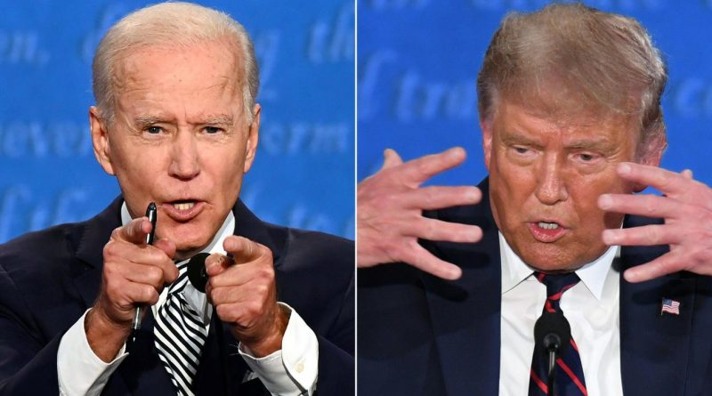 TRUMP FUGIRÁ NA QUARTA-FEIRA, ANTES DA POSSE DE BIDEN — TRUMP S'ENFUIRA TOT MERCREDI AVANT L'INAUGURATION DE BIDEN — TRUMP TO RUN AWAY EARLY WEDNESDAY BEFORE BIDEN INAUGURATION